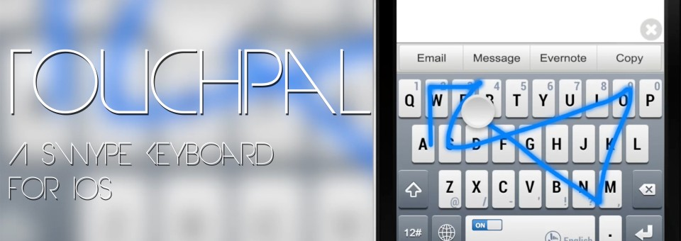 How to install the TouchPal keyboard on iOS